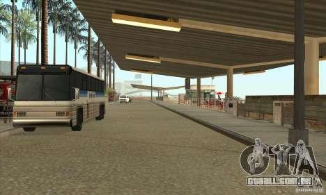 BUSmod para GTA San Andreas nono tela