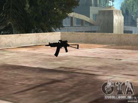Pak versão doméstica de armas 2 para GTA San Andreas décimo tela