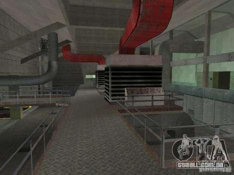 Área aberta 69 para GTA San Andreas oitavo tela