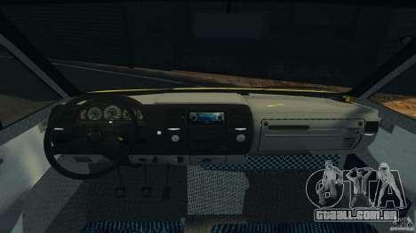Chevrolet Yankee v1.0 [Beta] para GTA 4 vista de volta