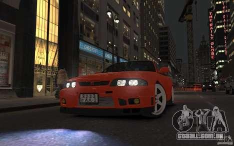 Nissan Skyline para GTA 4