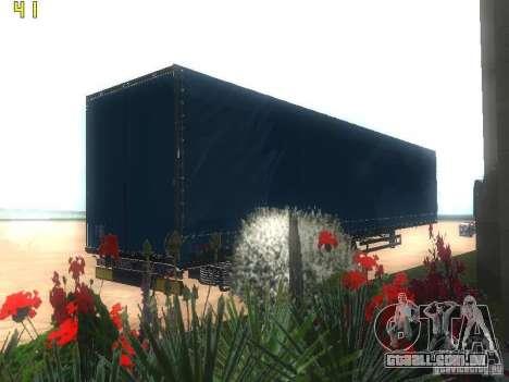 Nefaz-93341 reboque-10-07 para GTA San Andreas esquerda vista