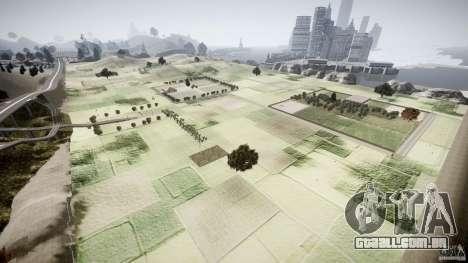 Liberty Green para GTA 4 nono tela