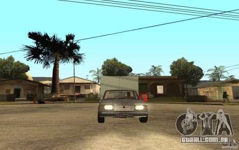 CEP 2345 para GTA San Andreas vista direita