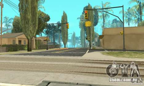 Grove Street para GTA San Andreas quinto tela