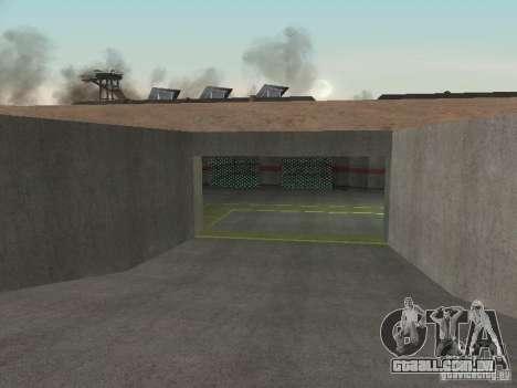 Área aberta 69 para GTA San Andreas
