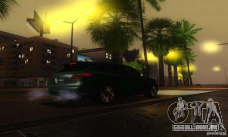 iPrend ENBSeries v1.1 BETA para GTA San Andreas oitavo tela