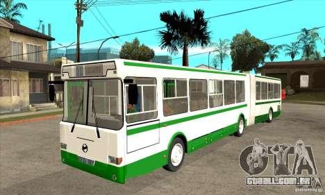 LIAZ 6212 para GTA San Andreas