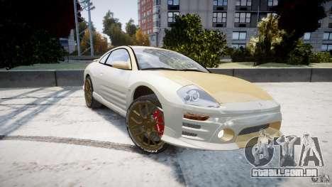 Mitsubishi Eclipse GTS Coupe para GTA 4