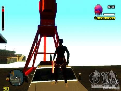 Nova pele praia para GTA San Andreas