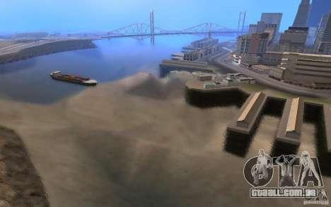 ENBSeries para v2 128-512 MB de placa de vídeo para GTA San Andreas quinto tela