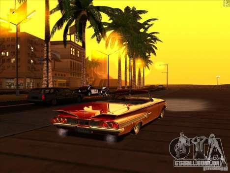 ENBSeries v1.6 para GTA San Andreas segunda tela