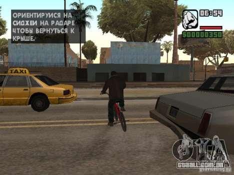Niko Bellic para GTA San Andreas oitavo tela