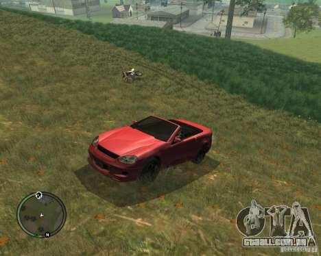 Feltzer do GTA 4 para GTA San Andreas vista direita