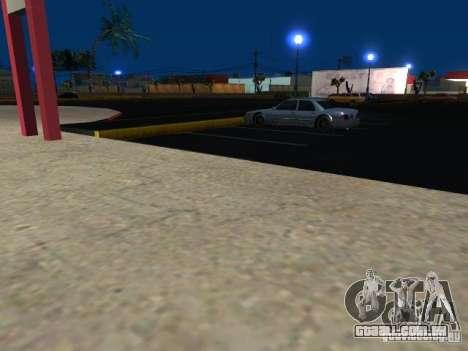Concerto do AK-47 v 2.5 para GTA San Andreas segunda tela