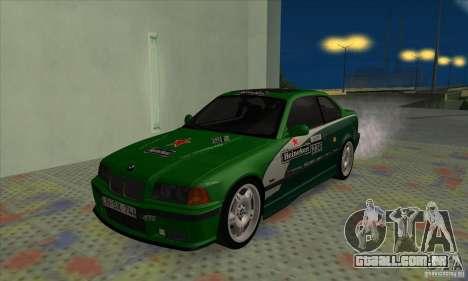 BMW M3 E36 para o motor de GTA San Andreas