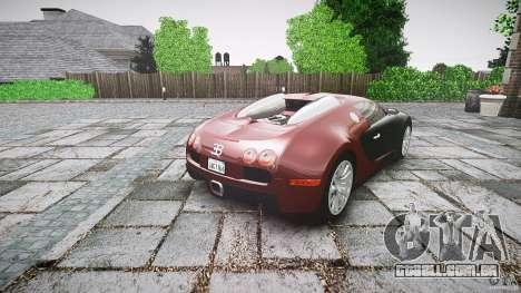 Bugatti Veyron 16.4 v3.0 2005 [EPM] Machiavelli para GTA 4 vista lateral