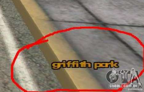 TBoGTHUDaddon para GTA San Andreas terceira tela