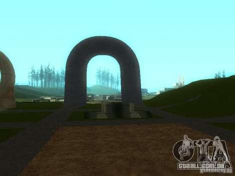 Ekstrimalov Park para GTA San Andreas sexta tela