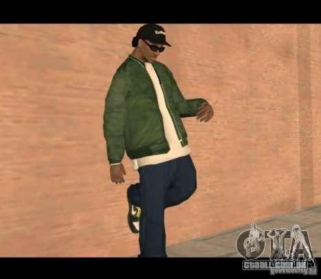 Family Skins Pack para GTA San Andreas terceira tela