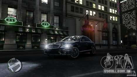 Mercedes-Benz S65 AMG para GTA 4