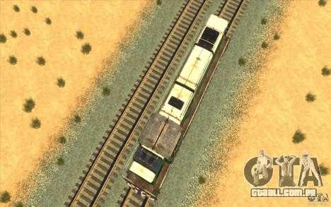 Chme3-5792 para GTA San Andreas vista direita