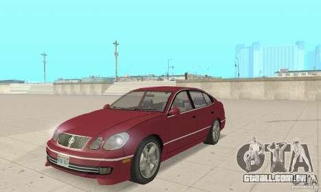 Lexus GS430 1999 para GTA San Andreas