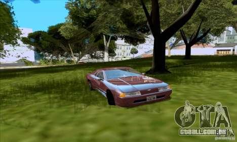ENB Series v1.4 Realistic for sa-mp para GTA San Andreas sexta tela