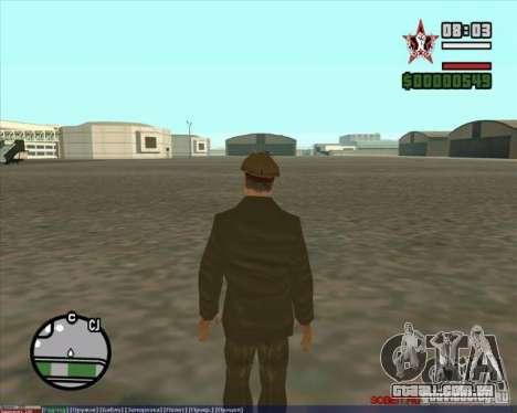 Stalin para GTA San Andreas terceira tela