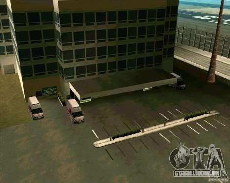 Veículos estacionados v 2.0 para GTA San Andreas sétima tela