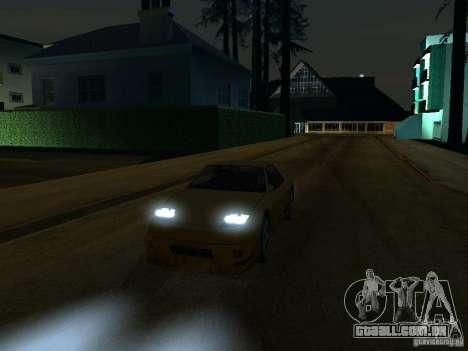 La Villa De La Noche v 1.1 para GTA San Andreas segunda tela