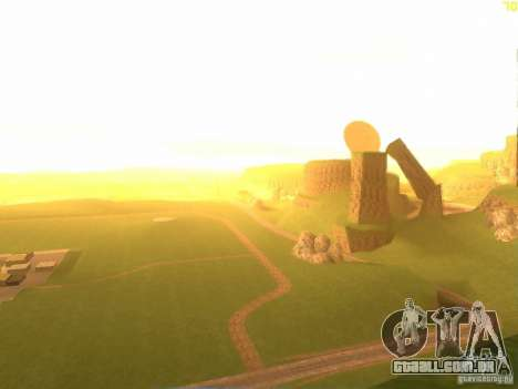 Without the desert para GTA San Andreas