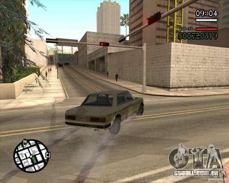 Nova gestão pragmática para GTA San Andreas
