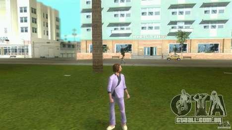Alterar o Player pele para GTA Vice City