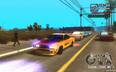 ENBSeries by Gasilovo v2 para GTA San Andreas segunda tela