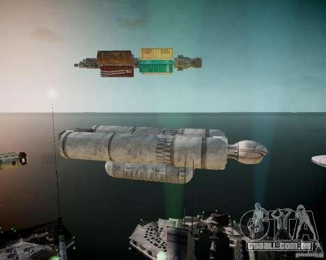Stargate Atlantis para GTA 4 sexto tela