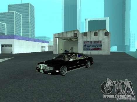 Nissan President JS para GTA San Andreas esquerda vista
