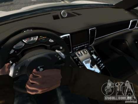 Gemballa Mistrale Concept 2011 para GTA 4 traseira esquerda vista