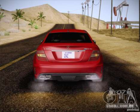 Improved Vehicle Lights Mod para GTA San Andreas sexta tela