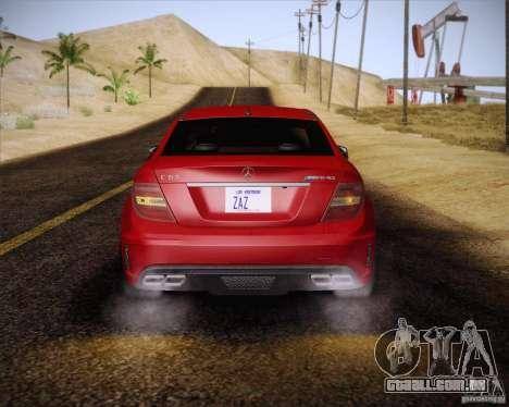 Improved Vehicle Lights Mod para GTA San Andreas sexta tela