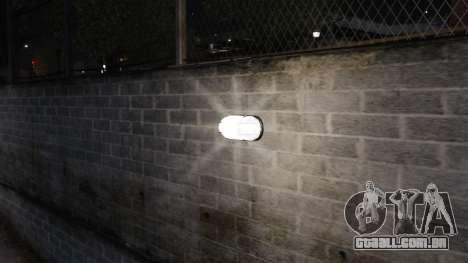 Nova luz para GTA 4 por diante tela