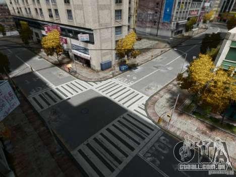 HD Roads 2013 para GTA 4 sexto tela