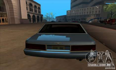 ENBSeries 0.075 para GTA San Andreas terceira tela