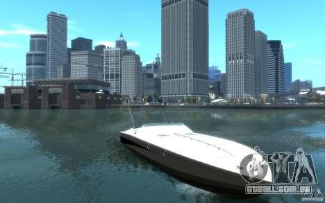New Jetmax para GTA 4 vista direita