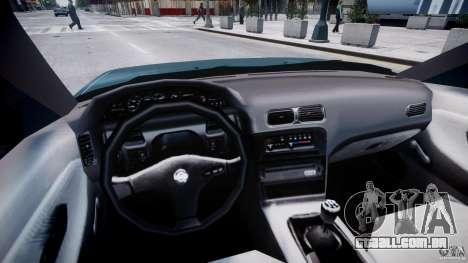 Nissan 240sx v1.0 para GTA 4 vista direita