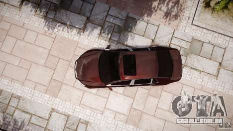 Volkswagen Phaeton W12 Long para GTA 4 vista lateral