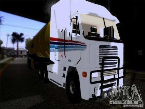 Freightliner Argosy Skin 3 para GTA San Andreas esquerda vista