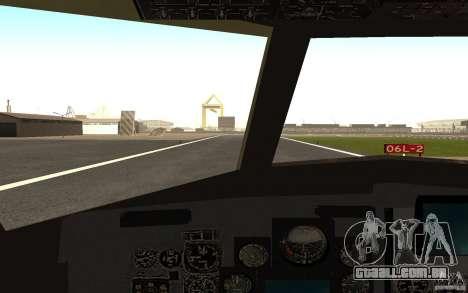 C-160 para GTA San Andreas esquerda vista