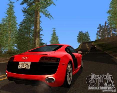 Real World ENBSeries v4.0 para GTA San Andreas oitavo tela