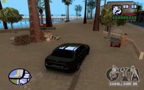 ENBSeries by VadimSpiridonov para GTA San Andreas quinto tela